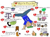 10 Ways to Fiip a Kid