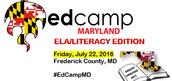 Edcamp Maryland: ELA/Literacy Edition