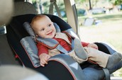 Child safety in vehicals