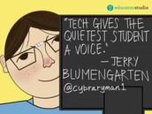 EdTech quote for the week