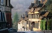 France, Lyons-la-Foret