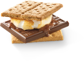 Smores have the best ingredients
