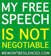 Freedom of Speech and the Press.