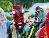 Festival of the Little Devils in Boruca
