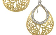 Jordyn Filigree Earrings - $36.75