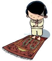 Praying 5 Times a Day