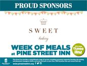 DO SOMETHING SWEET IN 2016! SPONSOR A WEEK OF MEALS AT PINE STREET INN!
