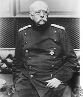 אוטו פון ביסמרק בתור קנצלר גרמניה
