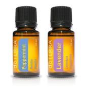 Peppermint & Lavender