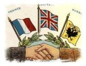 August 31, 1907- Triple Entente