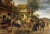 Peasants Activities