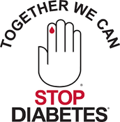 Lets start being more healthy and fit to stop diabetes!