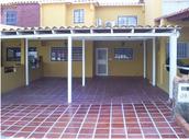 Imagen de la casa.