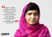 Malala's Point of View