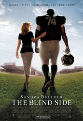 My favorite movie is The Blind Side.