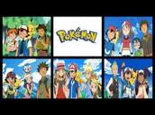All of Ash's Companions