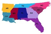 States of Southeast and why Southeast is better than other regions