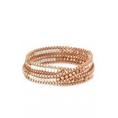Rose Gold Luna Wrap Bracelet