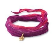 Silk Base Red/Purple ombre Reg $12 -50% sale $6