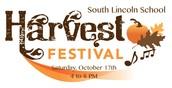 Harvest Festival News