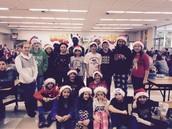 7th Grade Santas