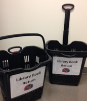 Library Book Carts!