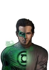 How The Green Lantern acquired his super power?