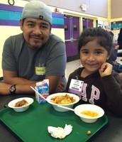 Parent/Student Lunch