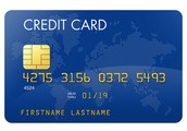 Item #002: Credit Card