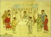 Shang Dynasty Social Life