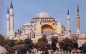 The Hagia Sophia. An Amazing Church for Orthodox Christianity