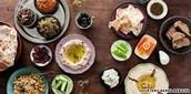 Palestnian Food