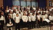 Third Grade Concert Hits a High Note!