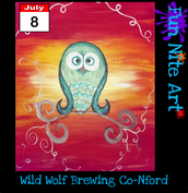 Wild Wolf Brewing Company-Nellysford!