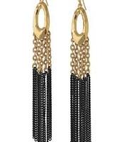Lillith Fringe Earrings $25.00