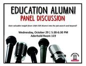 Education Alumni Panel