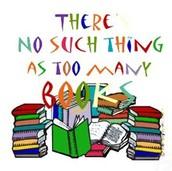 The Shimek Library Loves Books