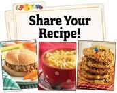 WMS Recipe Club