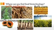 food biotechnology