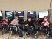 More kids loving coding.