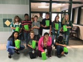 Honoring Students for Showing Viking PRIDE