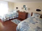 Guest Bedroom ~ After