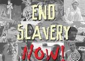 NO SLAVERY
