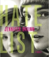 Hate List book cover