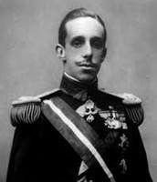 King Alfonso Xlll