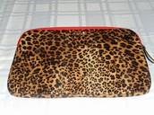 Chelsea Laptop Case - Leopard