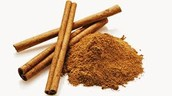 Spice up Your Food:  Cinnamon