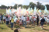 THANK YOU FOR A SUCCESSFUL FUND/COLOR RUN!