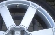 Prices from £50 plus VAT per wheel