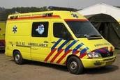 Ambulance (incl vtc)